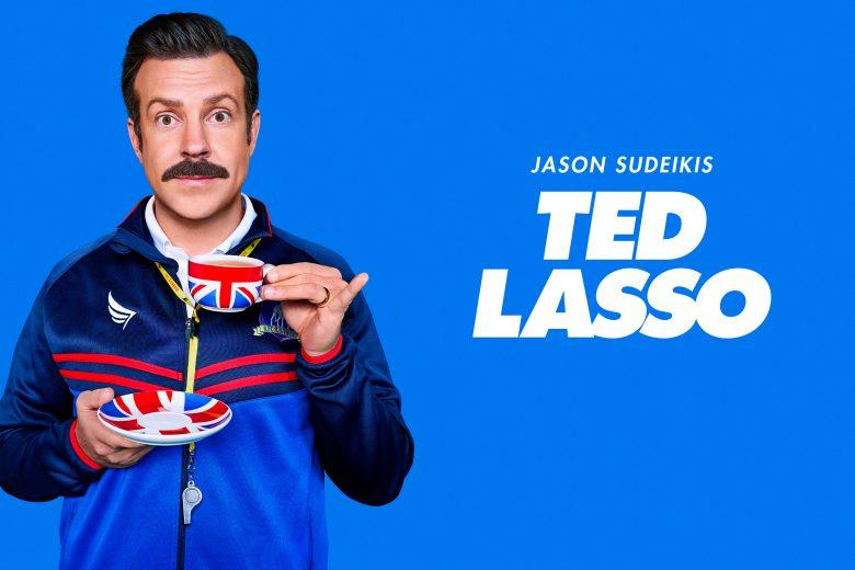 Jason Sudeikis como Ted Lasso