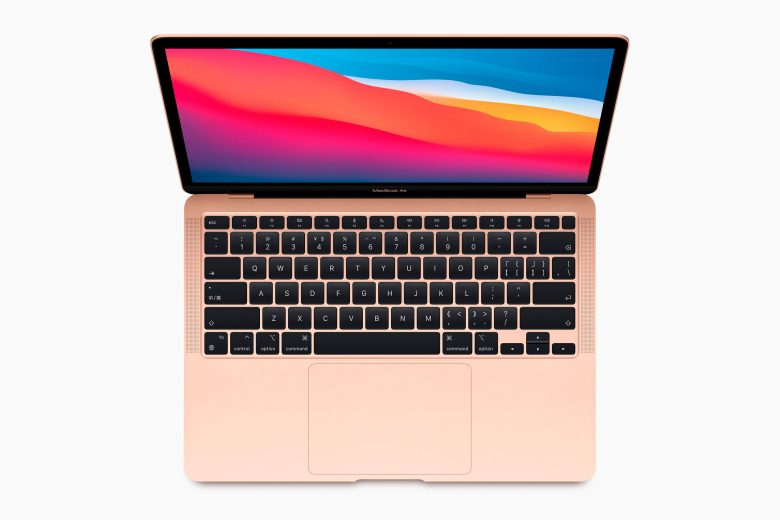Nuevo MacBook Air con el procesador Apple Silicon M1