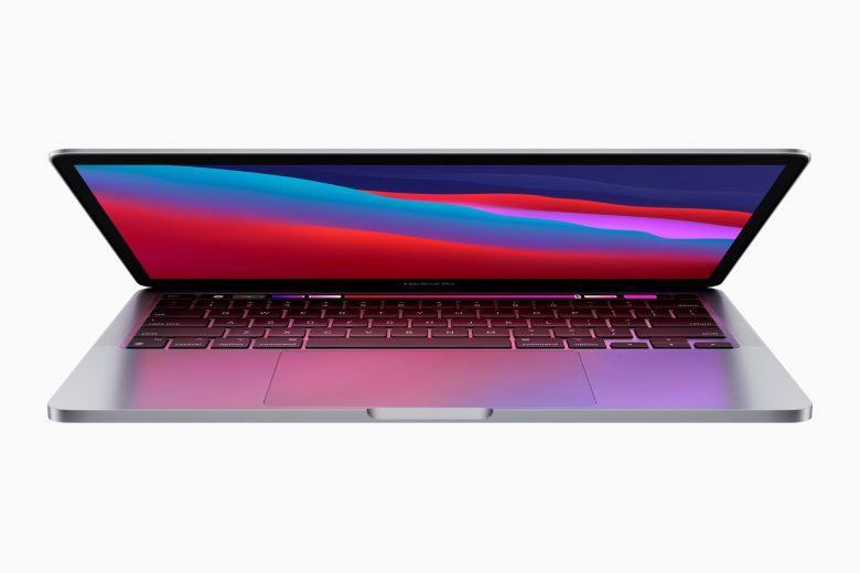 Nuevo MacBook Pro de 13 pulgadas con el procesador Apple Silicon M1