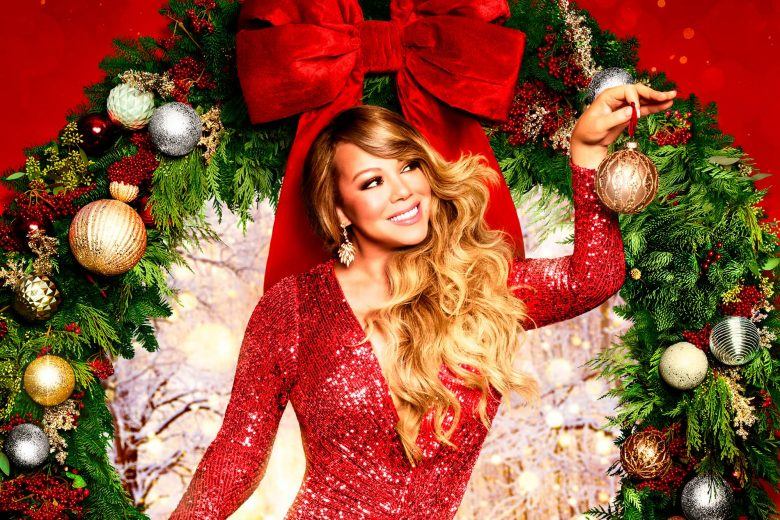 """Mariah Carey's Magical Christmas Special"""