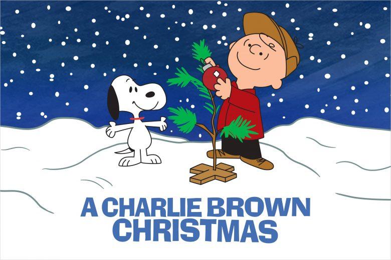 """Charlie Brown y Snoopy en """"A Charlie Brown Christmas"""""""