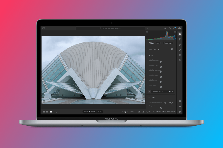 Adobe Lightroom para Mac