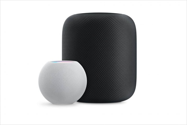 HomePod y HomePod mini