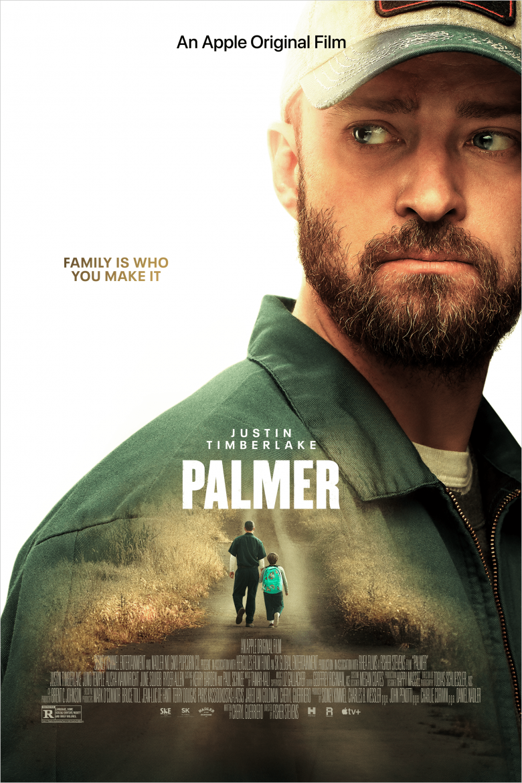 """Poster oficial de """"Palmer"""""""