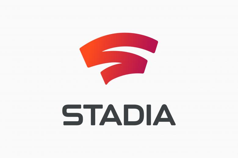 Logo de Google Stadia