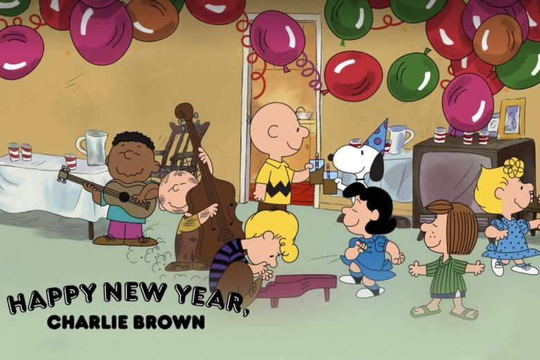 """Happy New Year, Charlie Brown"""