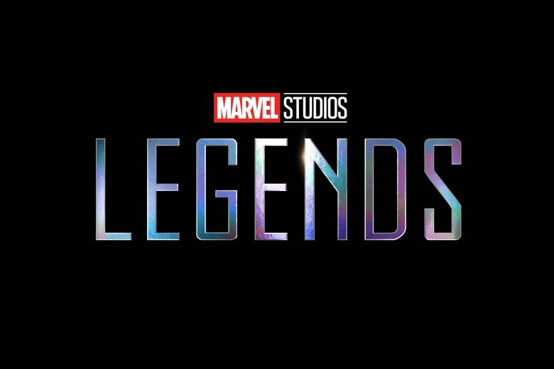 "Logo de ""Marvel Studios: Legends"""
