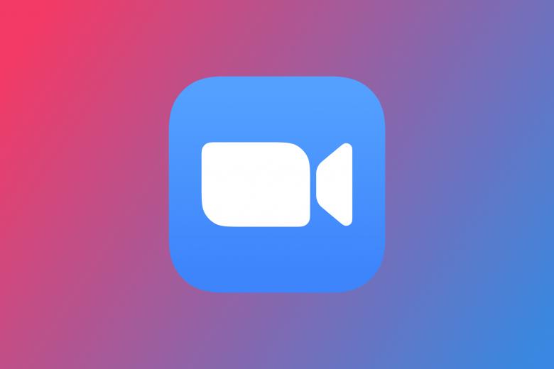 Icono de la aplicación Zoom