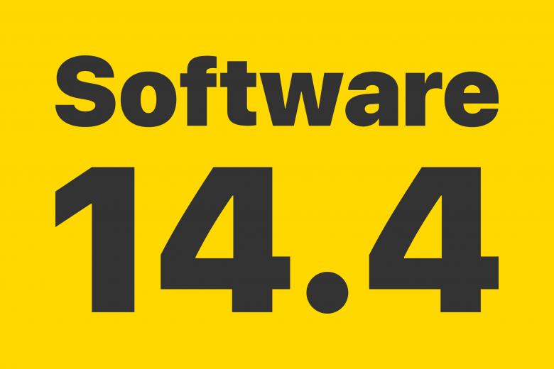 Actualización Software 14.4 del HomePod