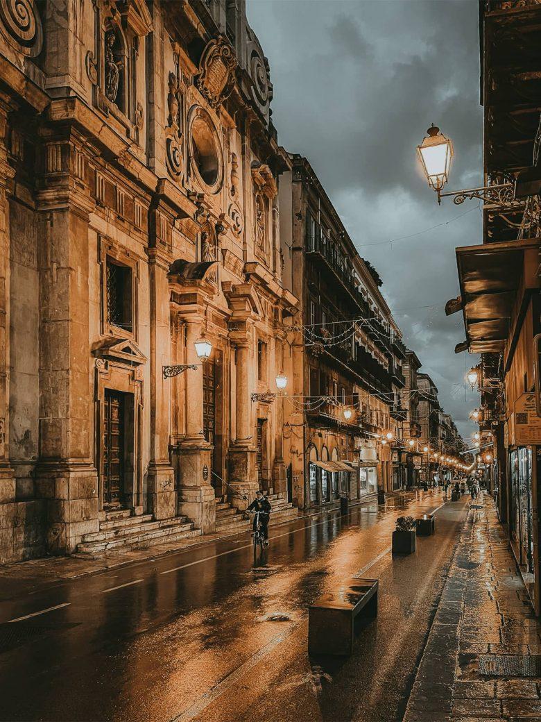 Tomada con el iPhone 12 Pro Max, por Calogero Agrò, en Italia