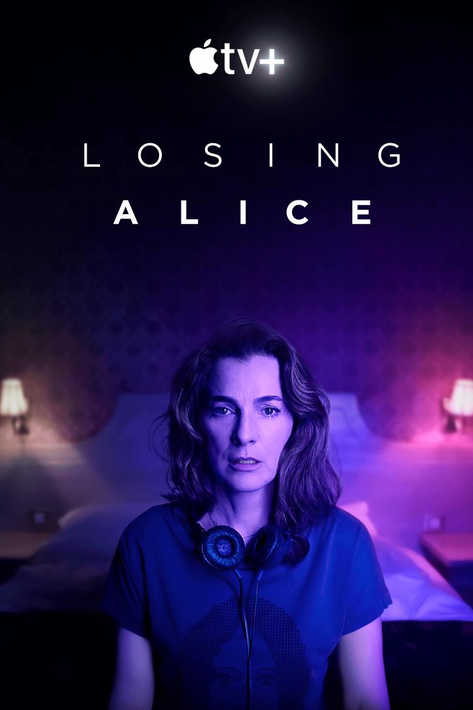 """Poster oficial de """"Losing Alice"""""""