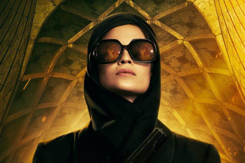 """Niv Sultan (como Tamar Rabinyan) en """"Tehran"""""""