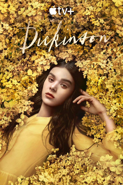 "Poster oficial de la segunda temporada de ""Dickinson"""