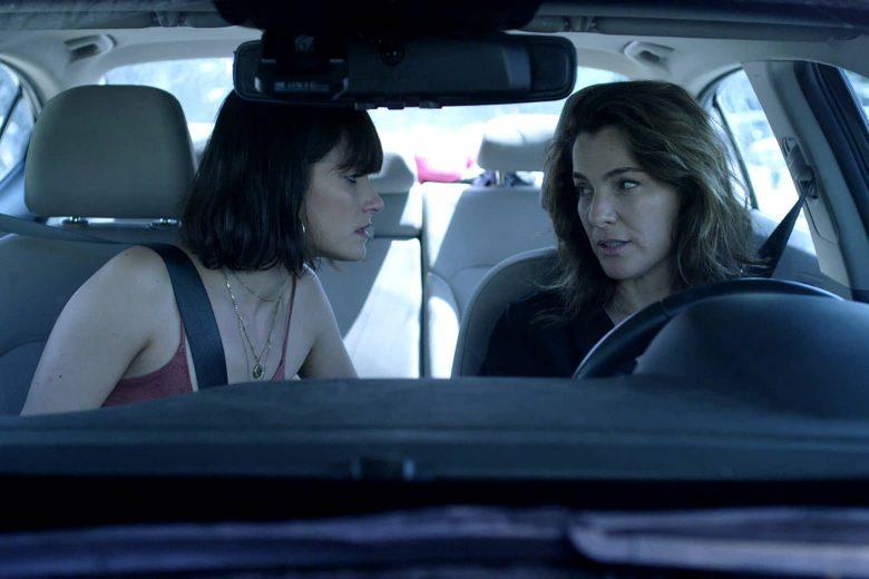 """Ayelet Zurer y Lihi Koronowski en """"Losing Alice"""""""