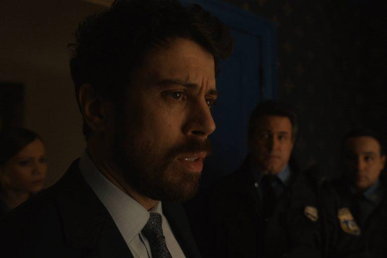 "Toby Kebbell (como Sean Turner) en ""Servant"""