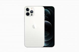 iPhone 12 Pro Max color plata