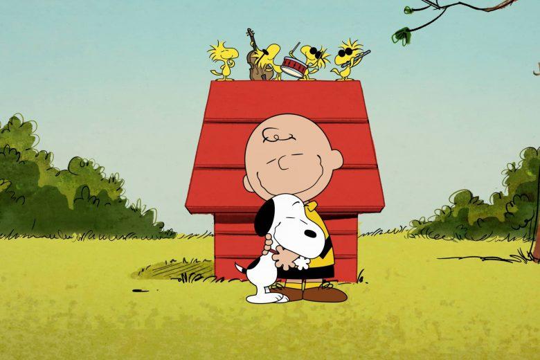 """Charlie Brown, Snoopy, Woodstock y sus amigos en """"El Show de Snoopy"""""""