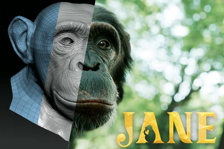 """""""Jane"""" la nueva serie inspirada por la investigadora Jane Goodall"""