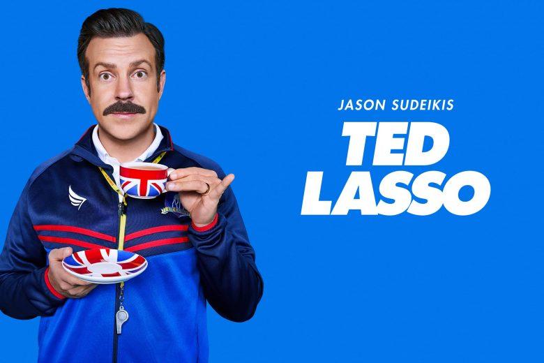 """Jason Sudeikis en """"Ted Lasso"""""""