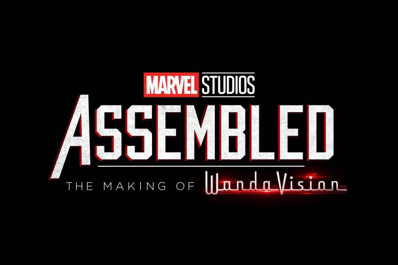 "Logo de ""ASSEMBLED: The Making of WandaVision"""