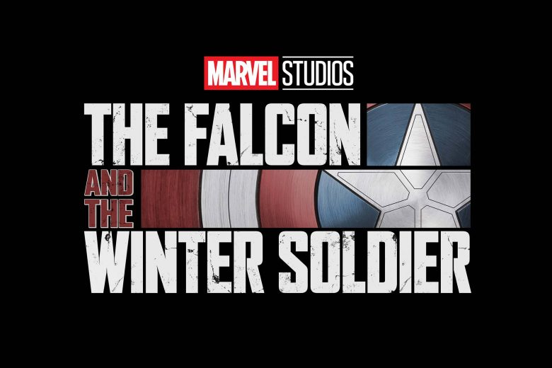 "Logo de ""The Falcon and The Winter Soldier"""