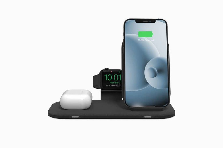 Cargador Wireless Charging Stand+ de Mophie