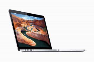 MacBook Pro de 13 pulgadas con pantalla Retina (finales 2012)