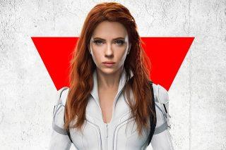 """Scarlett Johansson como Natasha Romanoff en """"Black Widow"""""""