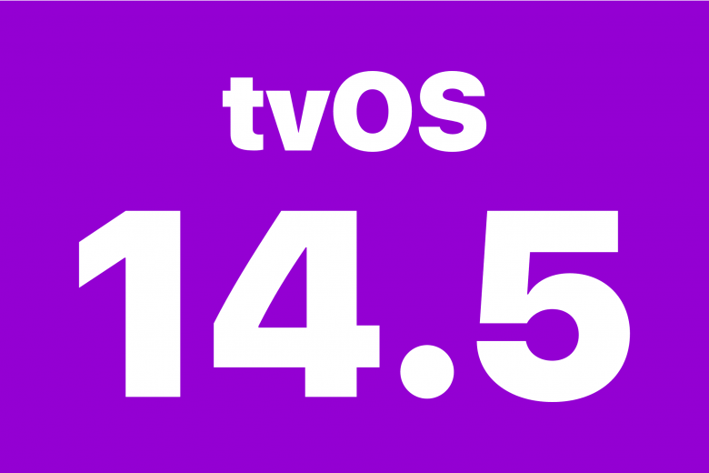 Actualización tvOS 14.5