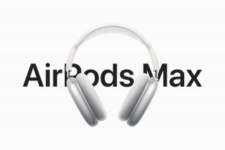 AirPods Max en color Plata