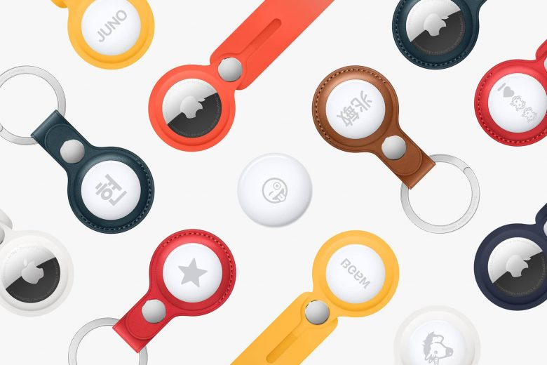 AirTags y sus accesorios