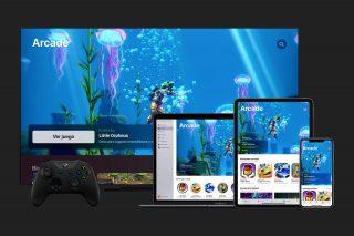 Apple Arcade está disponible en iPhone, iPad, Mac y Apple TV