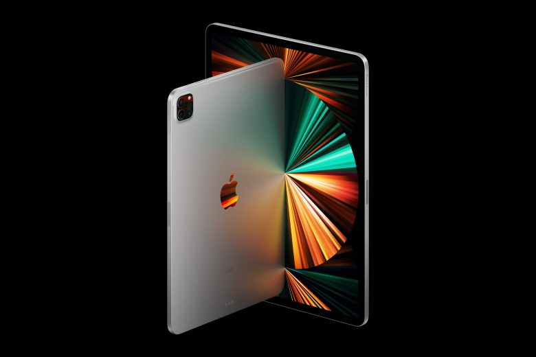 El nuevo iPad Pro de 11 y 12.9 pulgadas en color plateado