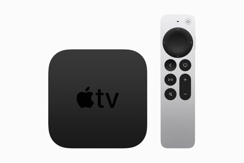 Nuevo Apple TV 4K con Siri Remote