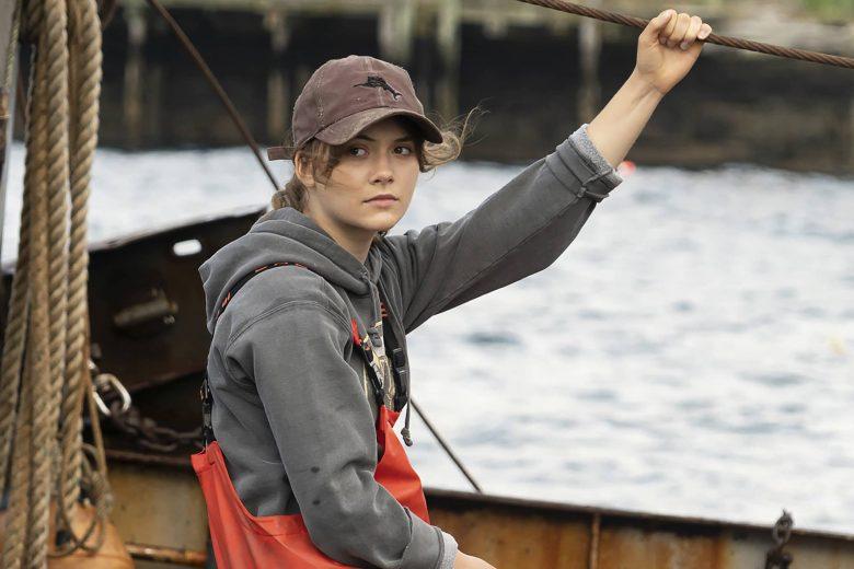 """Emilia Jones como Rudy en """"CODA"""""""