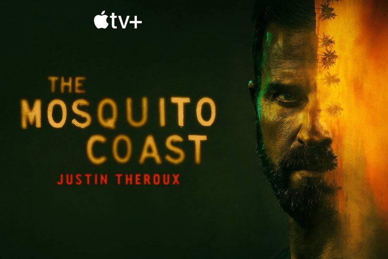 """Arte de """"The Mosquito Coast"""""""
