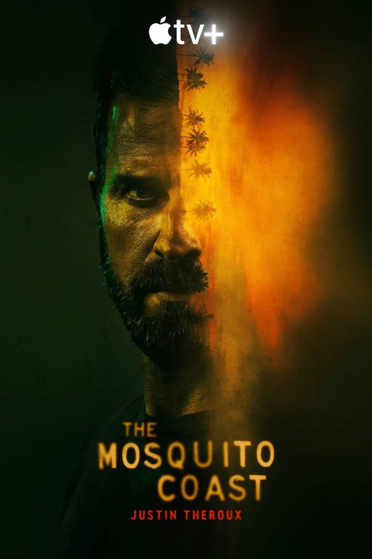 "Poster oficial de ""The Mosquito Coast"""