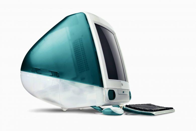 iMac G3 en color Bondi Blue
