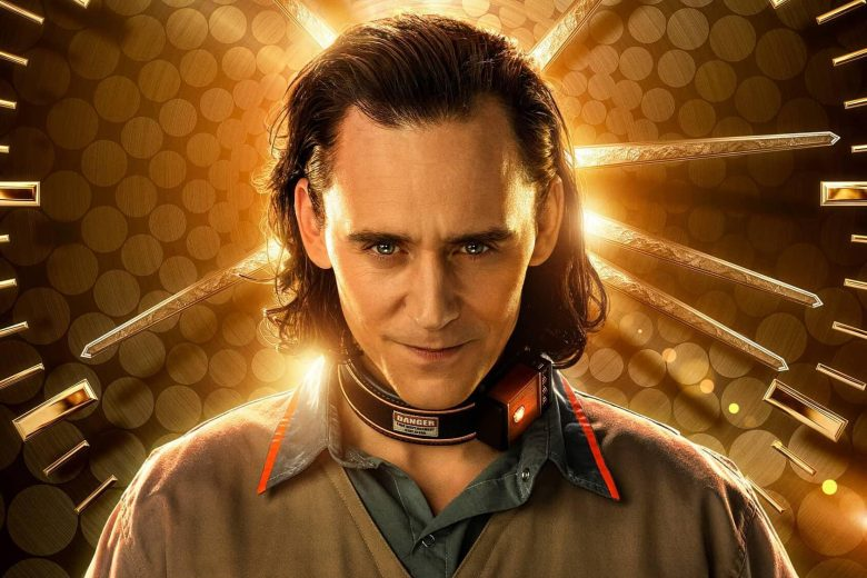 "Tom Hiddleston (como Loki) en ""Loki"""