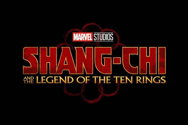 """Logo de """"Shang-Chi y la Leyenda de los Diez Anillos"""""""
