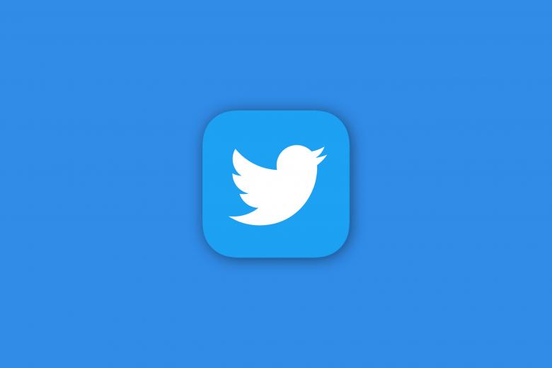 Icono de la aplicación de Twitter