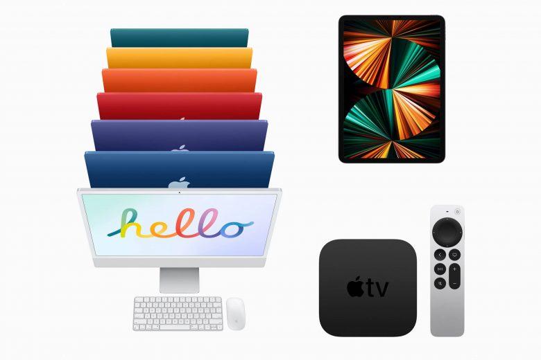 Nuevas iMac, iPad Pro y Apple TV 4K