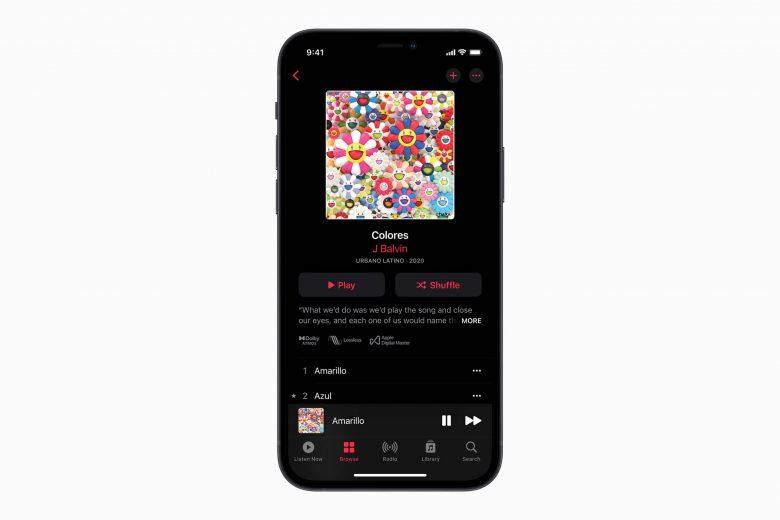 Apple Music ofrecerá audio sin perdida de calidad y Spatial Audio con Dolby Atmos