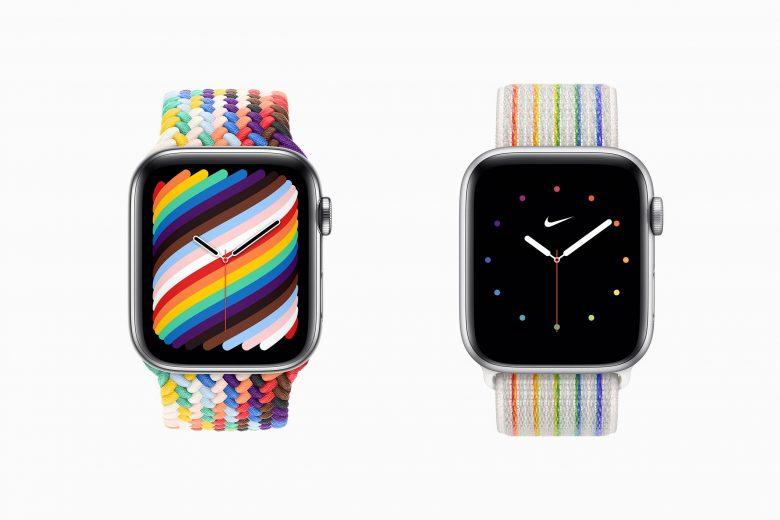 Correas Edición Orgullo para el Apple Watch