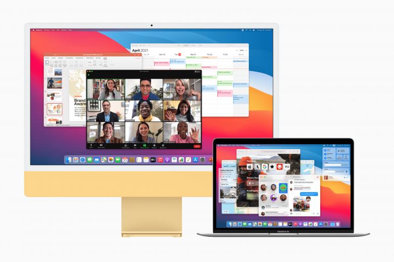 iMac de 24 pulgadas y MacBook Air