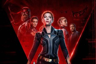 "Arte de ""Black Widow"""