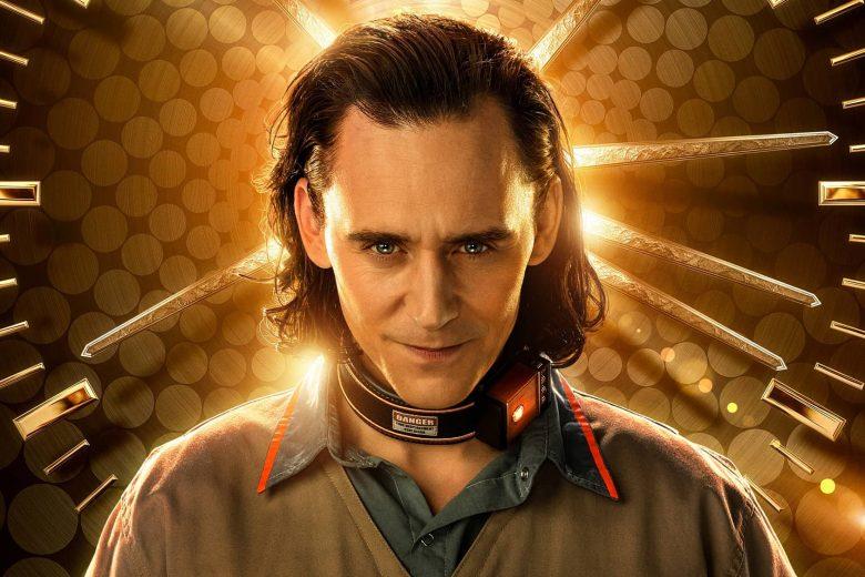 """Tom Hiddleston como Loki en """"Loki"""""""