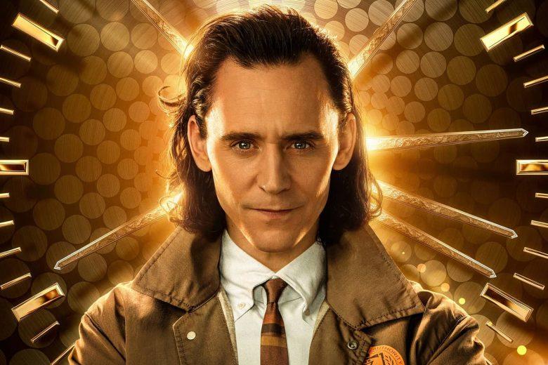 """Tom Hiddleston como el Dios del engaño Loki en """"Loki"""""""