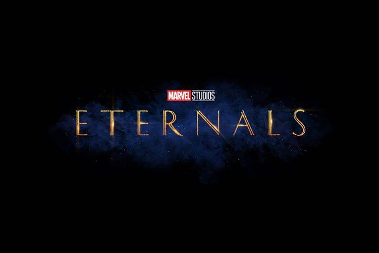 """Logo de """"Eternals"""""""