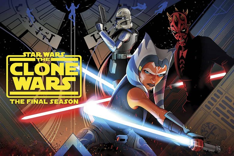 Star Wars: The Clone Wars por Cryssy Cheung (New York, EUA)
